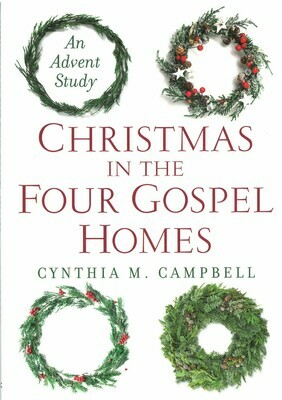 Christmas in the Four Gospel Homes: An Advent study