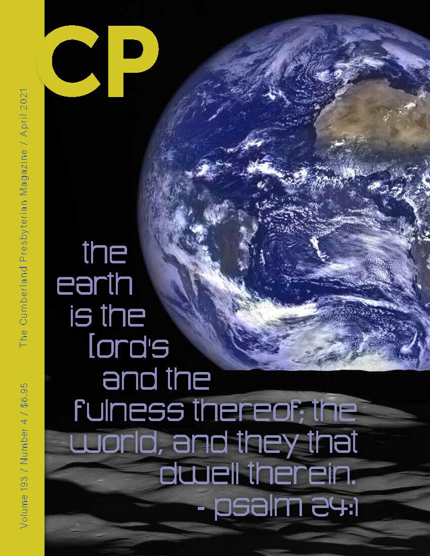 April 2021 Cumberland Presbyterian Magazine Download
