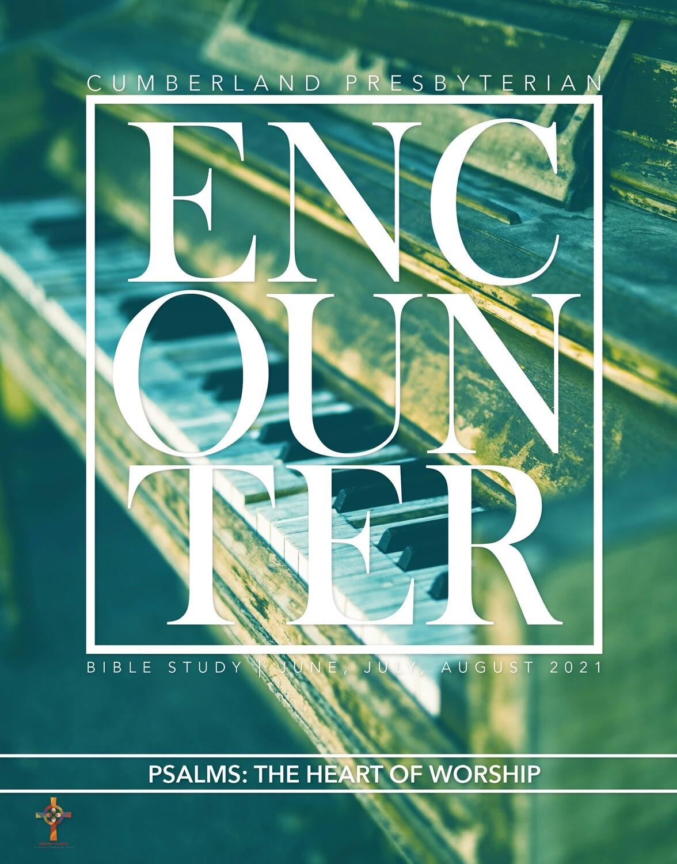 Encounter PRINT Summer 2021 student (current quarter)