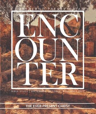 Encounter PRINT Fall 2021 student (current quarter)