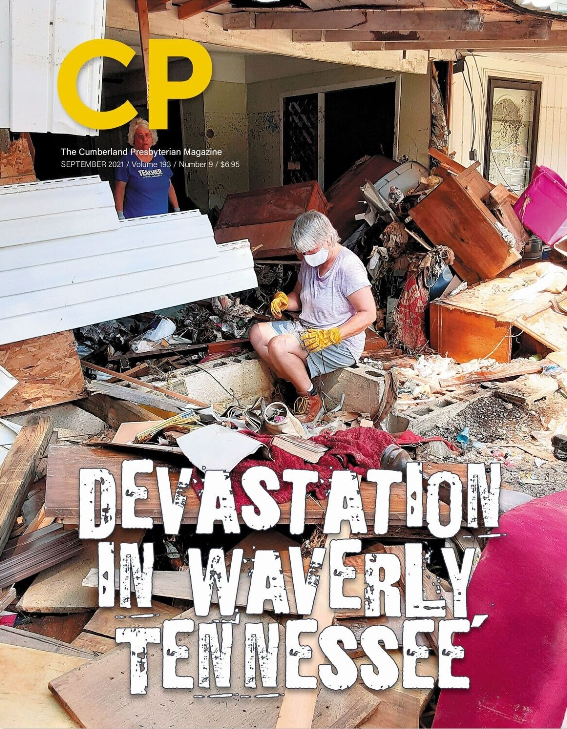 September 2021 Cumberland Presbyterian Magazine Download