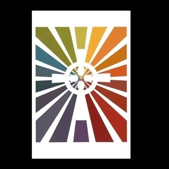 C P Logo Cross Postcard - Ministry Council Colors