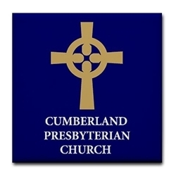 C P Logo Ceramic Tile