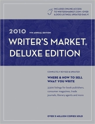 2010 Writer's Market Deluxe Edition