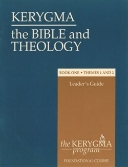 Bible and Theology: Book One Leader's Guide (Kerygma)
