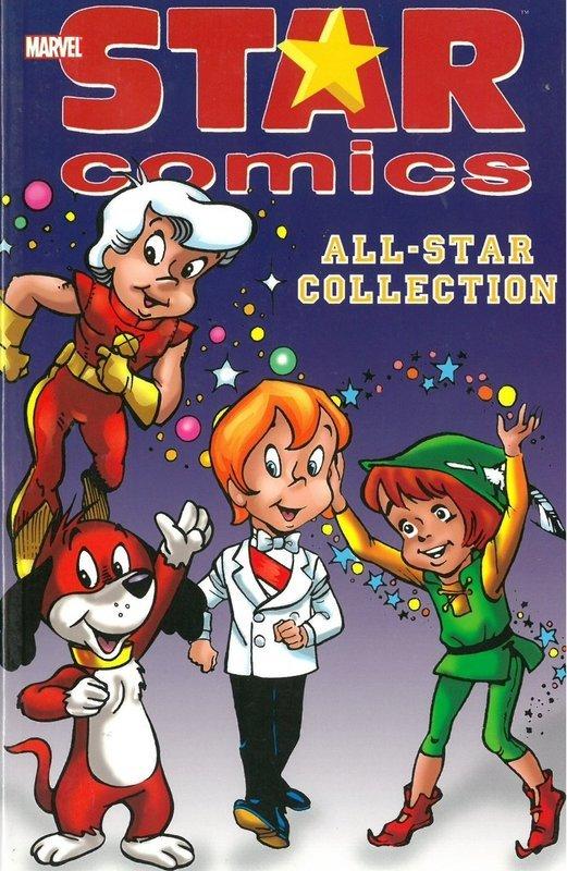 Star Comics: All-Star Collection - Volume 1