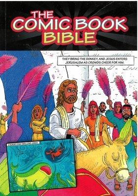 Comic Book Bible, The