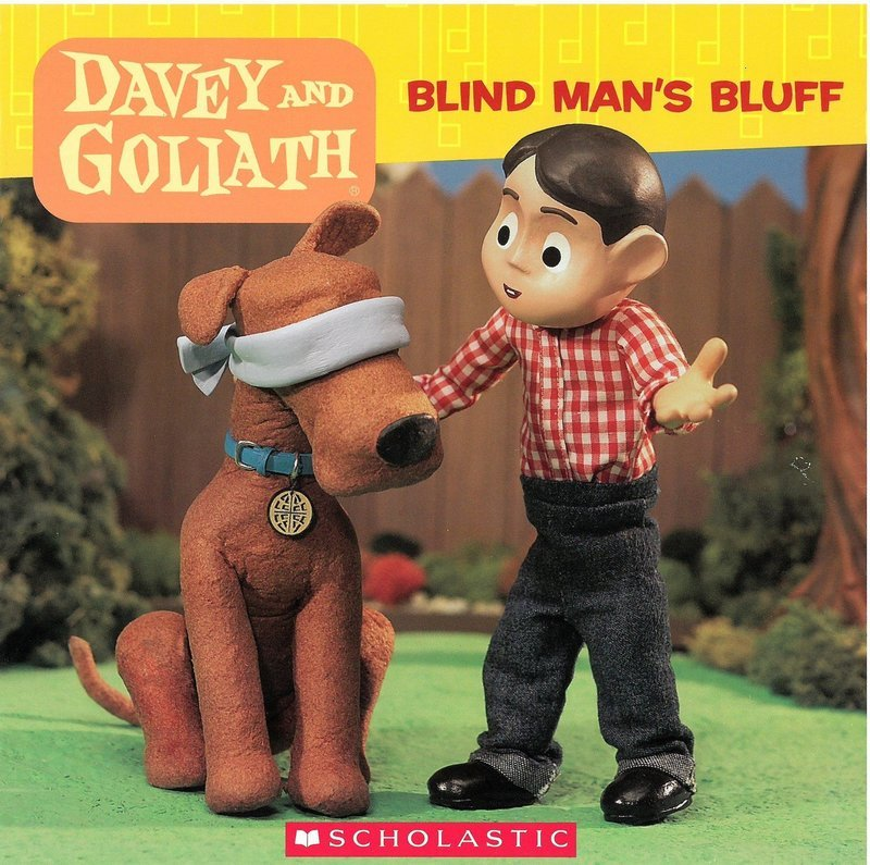 Davey and Goliath: Blind Man's Bluff