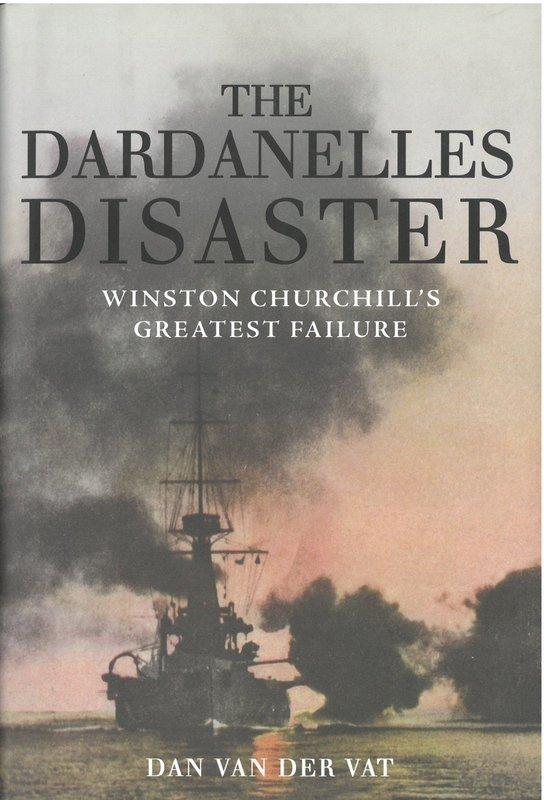 Dardanelles Disaster, The Winston Churchill's Greatest Failure