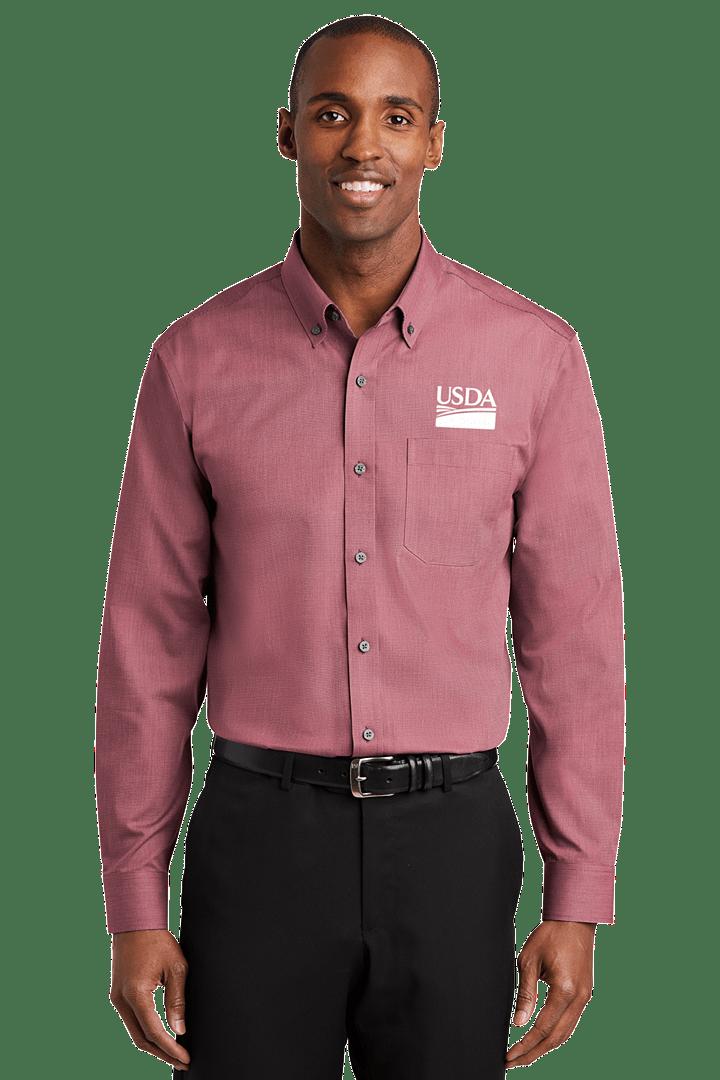 Red House® Nailhead Non-Iron Shirt