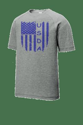 Unisex Sport-Tek PosiCharge Tri-Blend Wicking Raglan Tee  REGULAR PRICE  $23.00