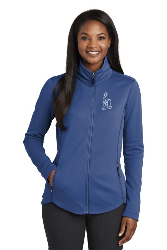 Port Authority ® Ladies Collective Smooth Fleece Jacket