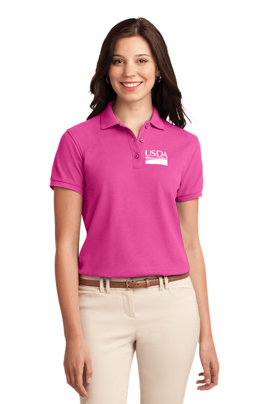 Ladies Short Sleeve Polo  REGULAR PRICE  $26.00