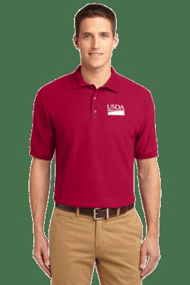 Tall Silk Touch Polo Shirt