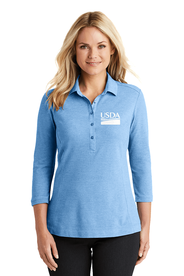 Ladies Coastal Blend Cotton Polo  REGULAR PRICE  $31.00
