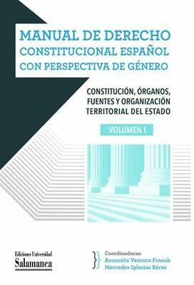 Manual de Derecho Constitucional español con perspectiva de Género