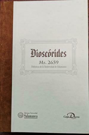 De materia médica (Tesoro bibliográfico)