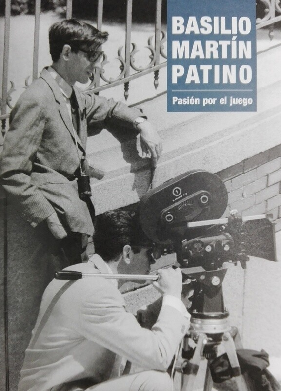 BASILIO MARTÍN PATINO. Pasión por el juego