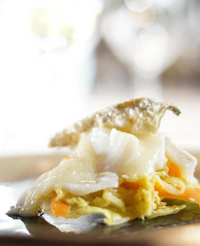 Menú Bacalao carmelitano para 1 persona - Restaurante Don Fadrique