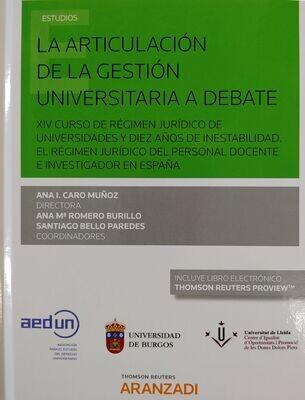 La articulación de la gestión universitaria a debate