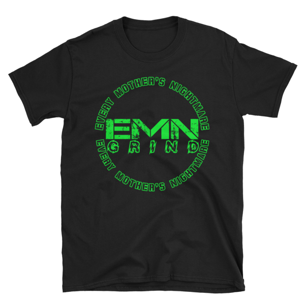 Every Mother's Nightmare - Green Logo T-Shirt
