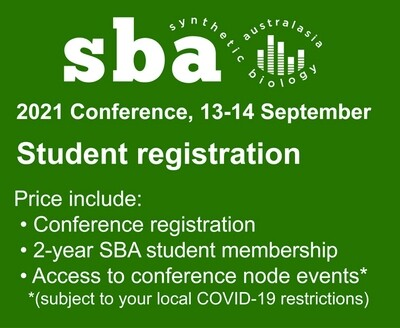 Conference Student Price