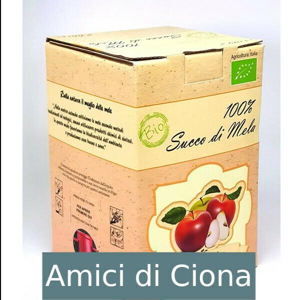 Succo di Mela in box (2l)
