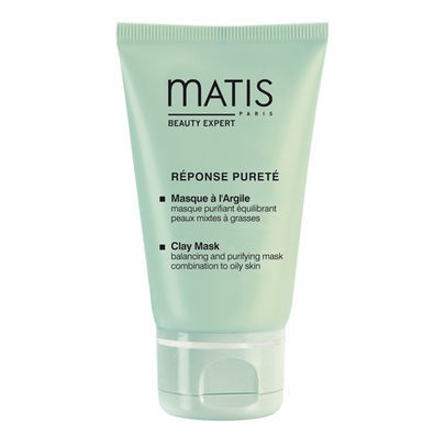 ​MASQUE À L'ARGILE TUBE 50ML