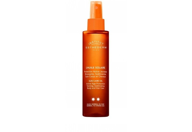 ​L'HUILE SOLAIRE SOLEIL MODERE SPRAY 150ML