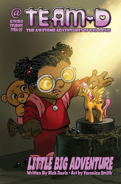 Team D – One-Shot Comic Book