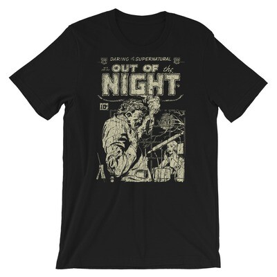 Out of the Night No. 3 1952 Vintage T-Shirt