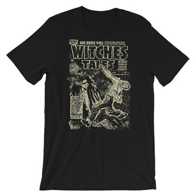 Witches Tales No. 10 1952 Vintage T-Shirt