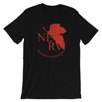 NERV Evangelion Vintage T-Shirt