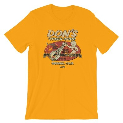 Don's Speed Shop Vintage T-Shirt