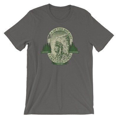 Camp Chief Ouray Vintage T-Shirt