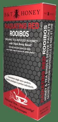 Radiating Red Rooibos Singles