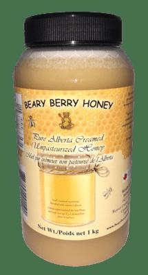 1 kg Creamed Honey
