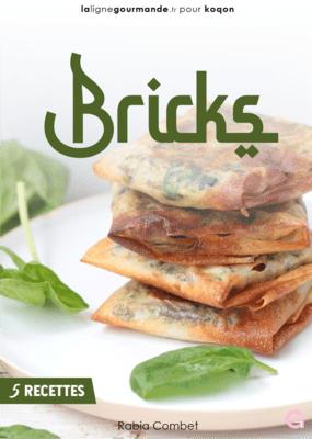 eBook 5 recettes - BRICKS
