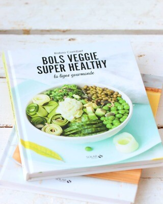 BOLS VEGGIE SUPER HEALTHY
