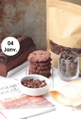 BOX TOUT CHOCOLAT - envoi 04/01