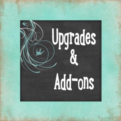 Upgrade & Add-on Options