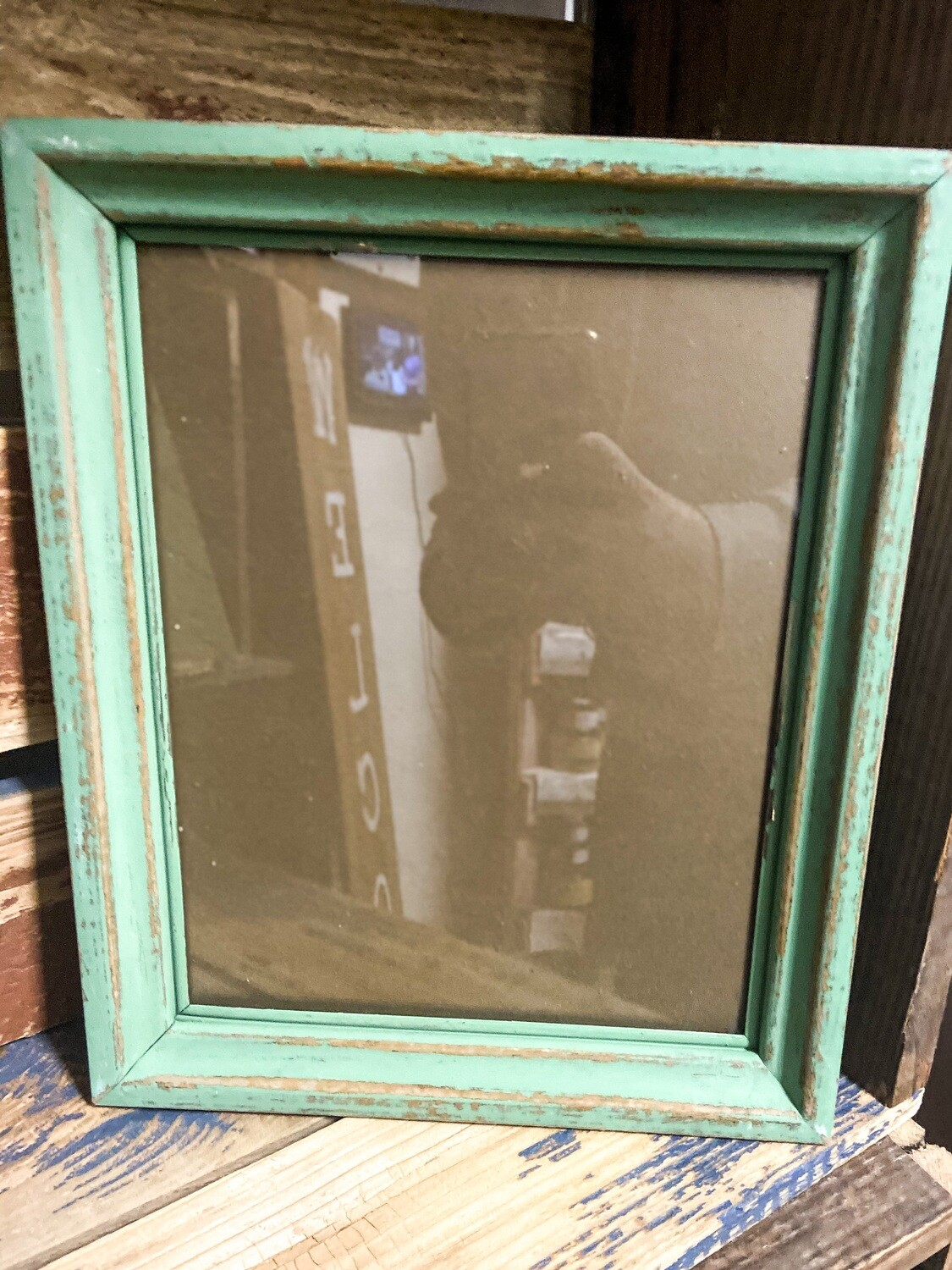 Picture Frame - Green