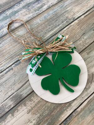 4 Leaf Clover Ornament