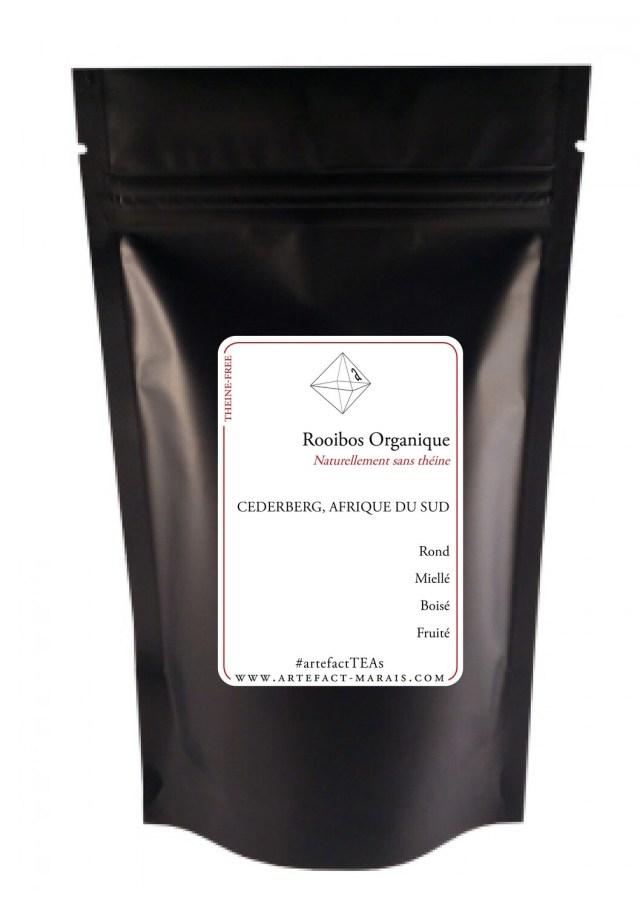 Rooibos Rouge Organique :