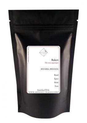 Rukeri [Thé noir BIO du Rwanda]
