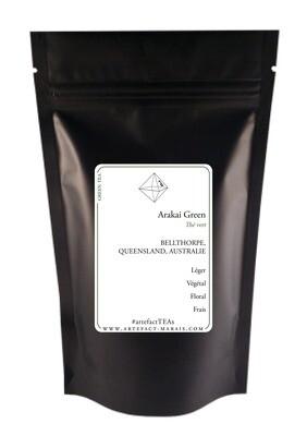 Arakai Green [Thé vert d'Australie]