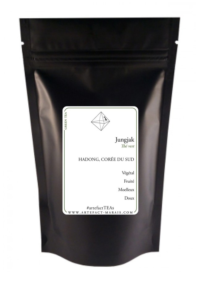 Jungjak [thé vert] : Paquet de 25g