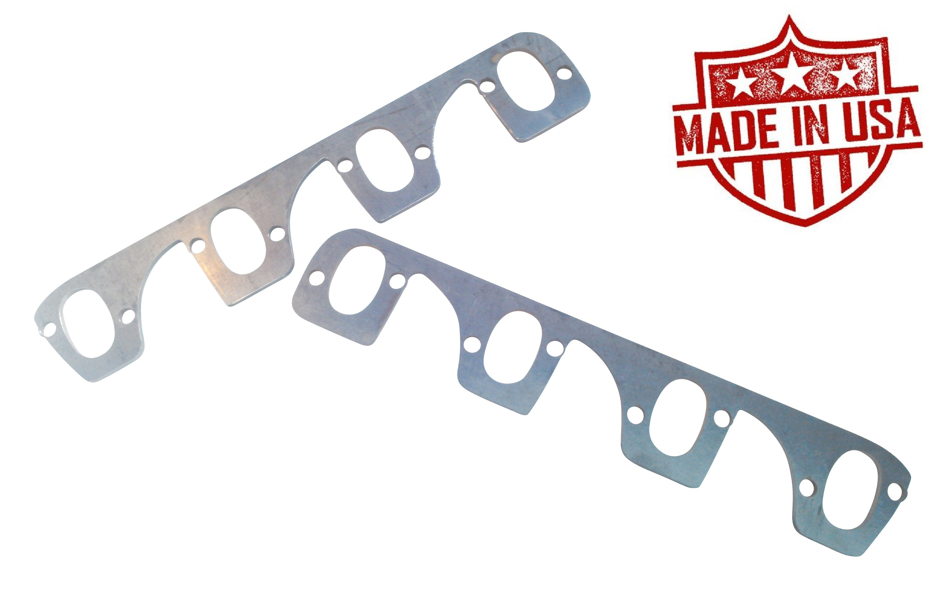 3 8 exhaust manifold flanges for 6 2l 6 5l diesel