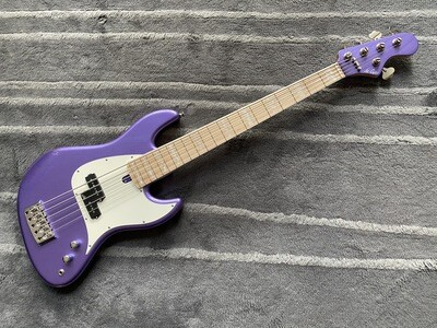 De Gier Custom Bebop 5 Power Purple