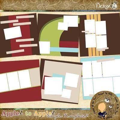 AppleZ to AppleZ -  Simple TemplateZ